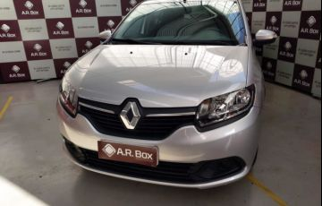 Renault Logan Expression 1.0 12V SCe (Flex)