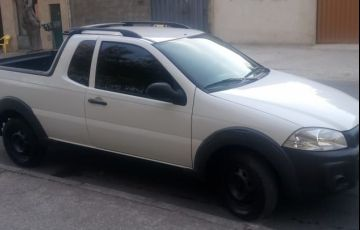 Fiat Strada Hard Working 1.4 (Flex) (Cabine Estendida)