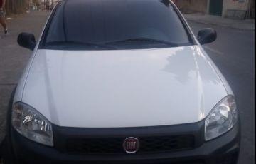 Fiat Strada Hard Working 1.4 (Flex) (Cabine Estendida) - Foto #5