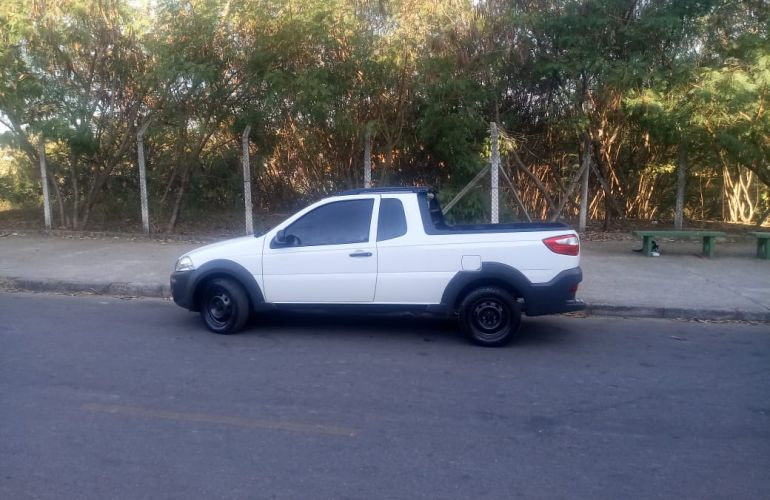 Fiat Strada Hard Working 1.4 (Flex) (Cabine Estendida) - Foto #6