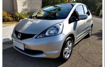 Honda New Fit LX 1.4 (flex) (aut)