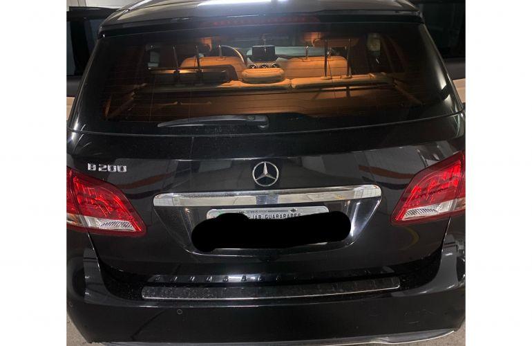 Mercedes-Benz Classe B 200 1.6 Turbo Sport - Foto #6