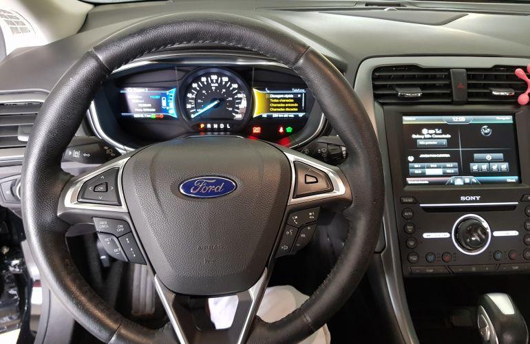 Ford Fusion 2.0 16V Hybrid Titanium (Aut) - Foto #3