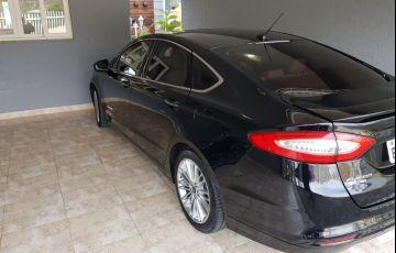 Ford Fusion 2.0 16V Hybrid Titanium (Aut) - Foto #6