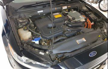 Ford Fusion 2.0 16V Hybrid Titanium (Aut) - Foto #9