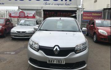 Renault Sandero Authentique Plus 1.0 16V (Flex)