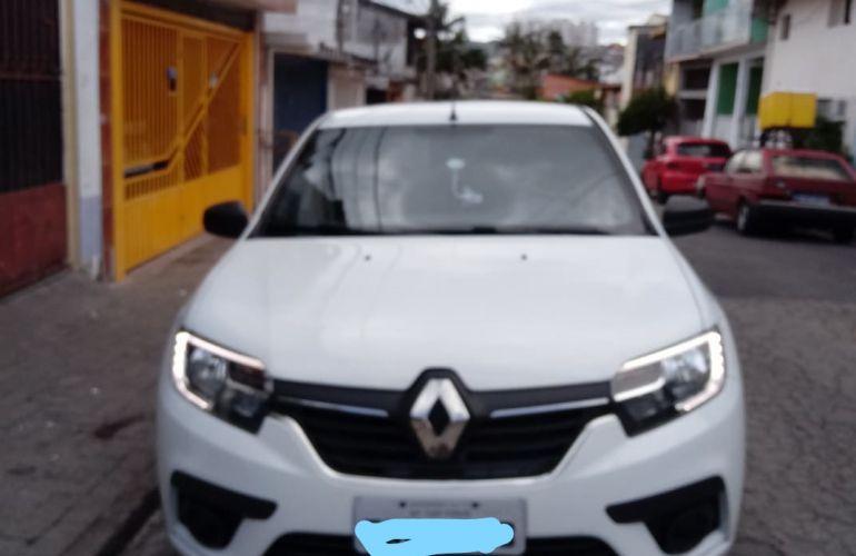 Renault Sandero 1.0 Life - Foto #1