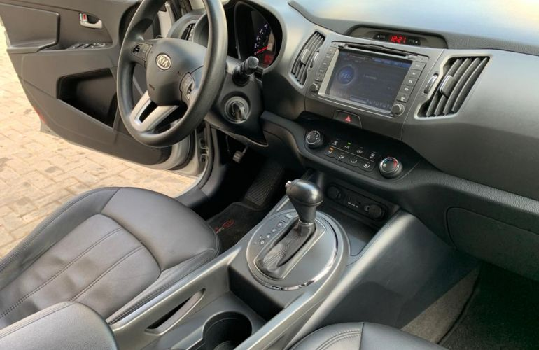 Kia Sportage LX 2.0 4X2 (Aut) (Flex) P575 - Foto #8