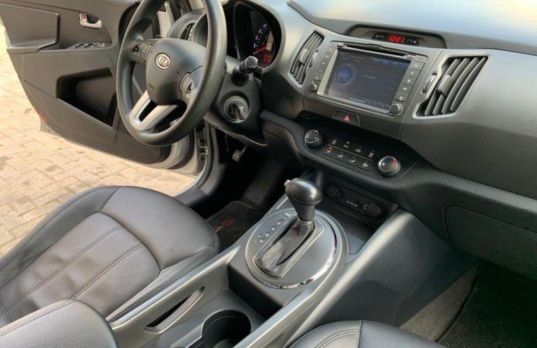 Kia Sportage LX 2.0 4X2 (Aut) (Flex) P575 - Foto #9
