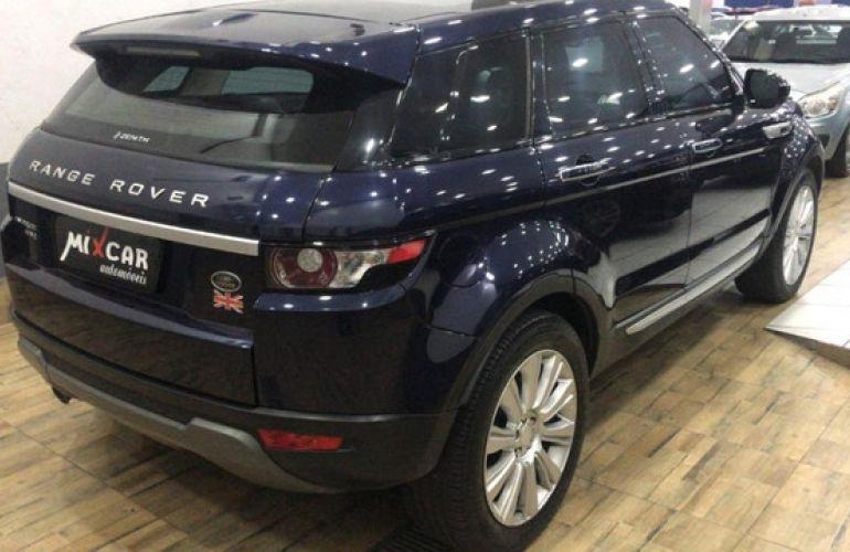 Land Rover Range Rover Evoque 2.2 SD4 Prestige - Foto #5