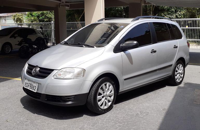 Volkswagen SpaceFox Plus 1.6 8V (Flex) - Foto #2