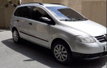 Volkswagen SpaceFox Plus 1.6 8V (Flex) - Foto #3