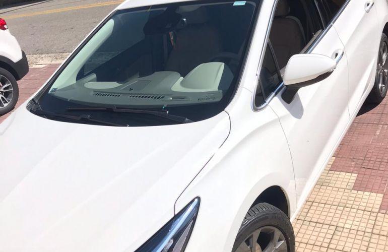 Chevrolet Cruze Sport6 LTZ 1.4 16V Ecotec (Aut) (Flex) - Foto #2
