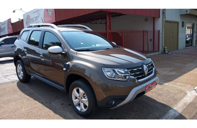 Renault Duster 1.6 Iconic Cvt - Foto #1
