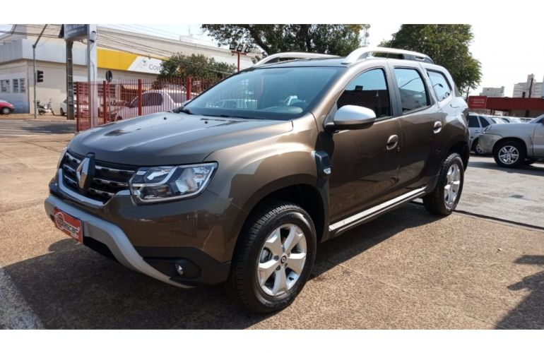 Renault Duster 1.6 Iconic Cvt - Foto #3