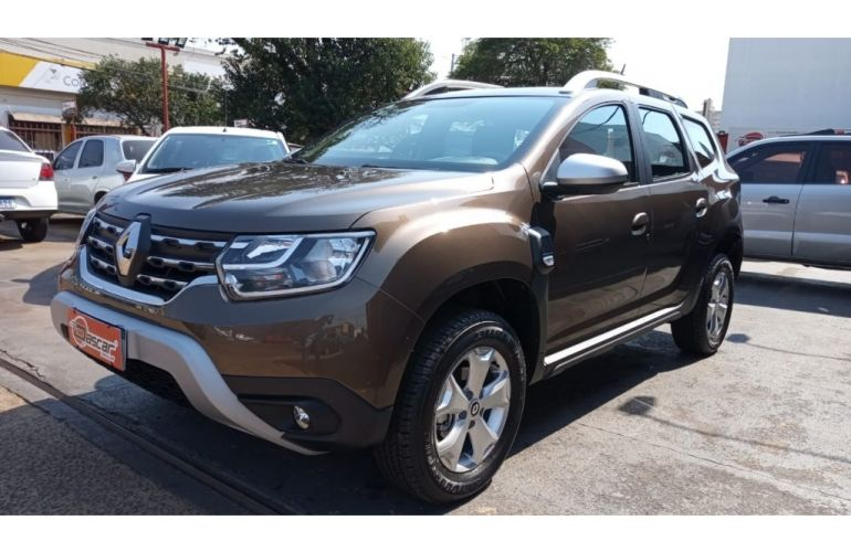 Renault Duster 1.6 Iconic Cvt - Foto #10