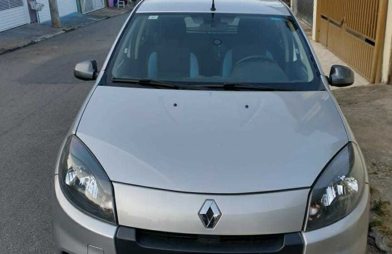 Renault Sandero Tech Run 1.0 16V (Flex) - Foto #1