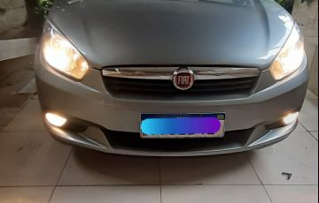 Fiat Grand Siena Essence 1.6 16V Dualogic (Flex)