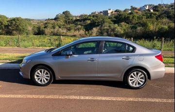 Honda Civic LXS 1.8 i-VTEC (Aut) (Flex)