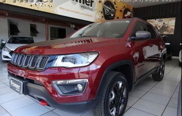 Jeep Compass Trailhalk AT9 4x4 2.0 16V Turbo Diesel