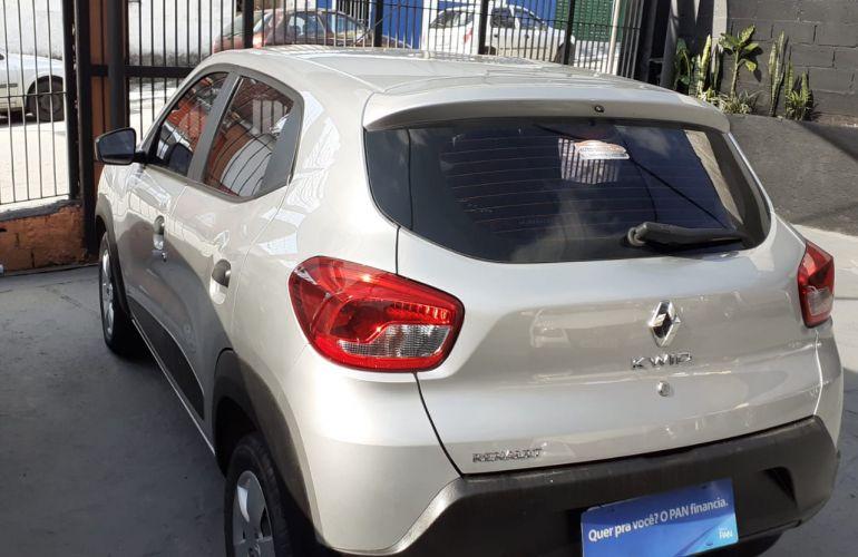 Renault Kwid Zen 1.0 12v SCe (Flex) - Foto #6