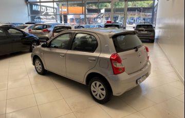 Toyota Etios XS-AT 1.5 16V Flex - Foto #2