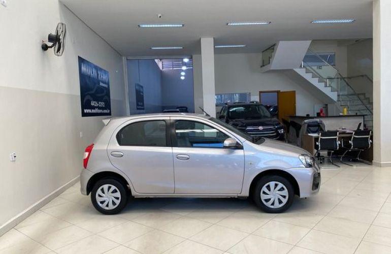 Toyota Etios XS-AT 1.5 16V Flex - Foto #3
