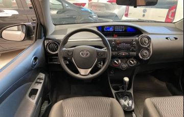 Toyota Etios XS-AT 1.5 16V Flex - Foto #4