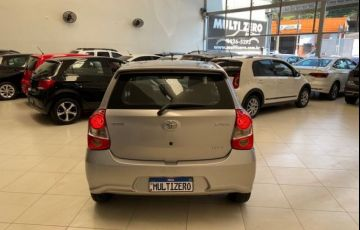 Toyota Etios XS-AT 1.5 16V Flex - Foto #9