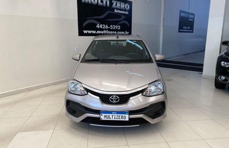 Toyota Etios XS-AT 1.5 16V Flex - Foto #10