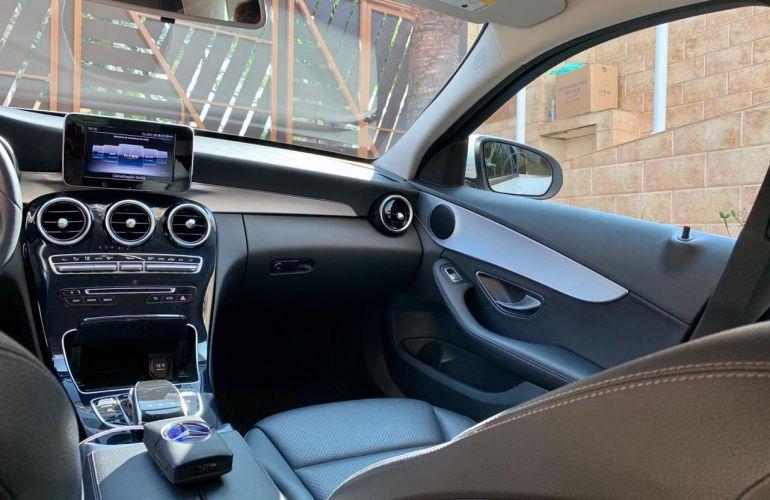 Mercedes-Benz C 180 Avantgarde FlexFuel - Foto #2