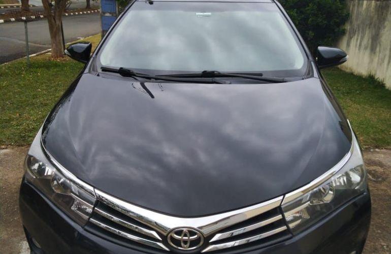 Toyota Corolla Sedan 2.0 Dual VVT-i Flex XEi Multi-Drive S - Foto #1