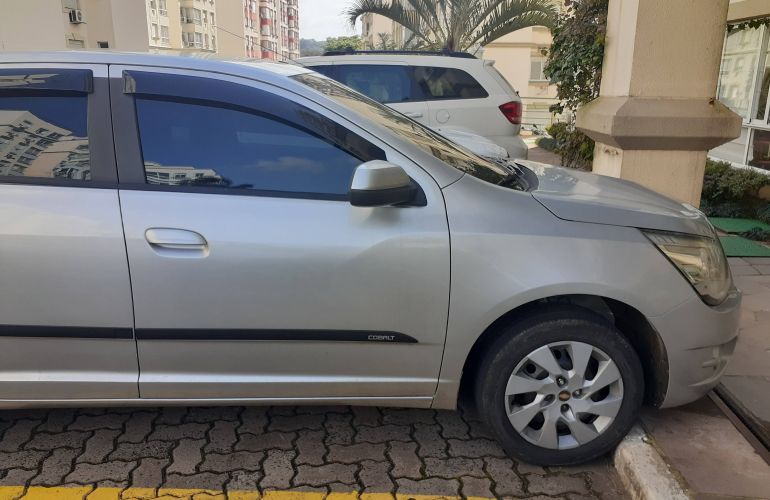 Chevrolet Cobalt LT 1.8 8V (Aut) (Flex) - Foto #8