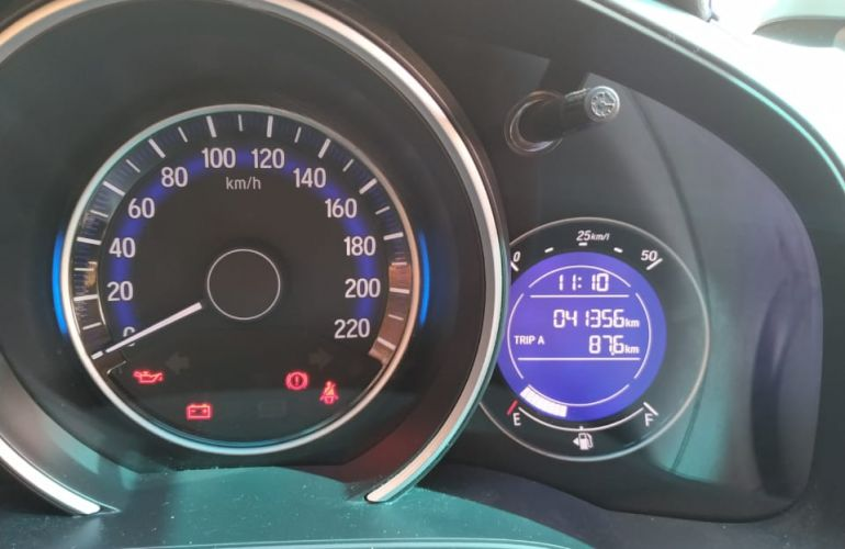 Honda Fit 1.5 16v EX CVT (Flex) - Foto #8