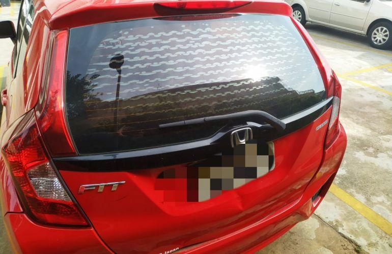 Honda Fit 1.5 16v EX CVT (Flex) - Foto #10