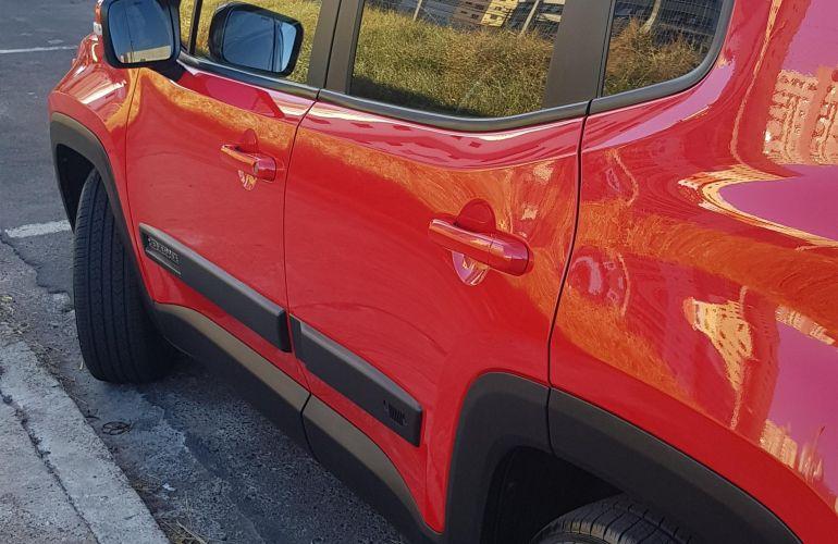 Jeep Renegade Longitude 1.8 (Aut) (Flex) - Foto #5