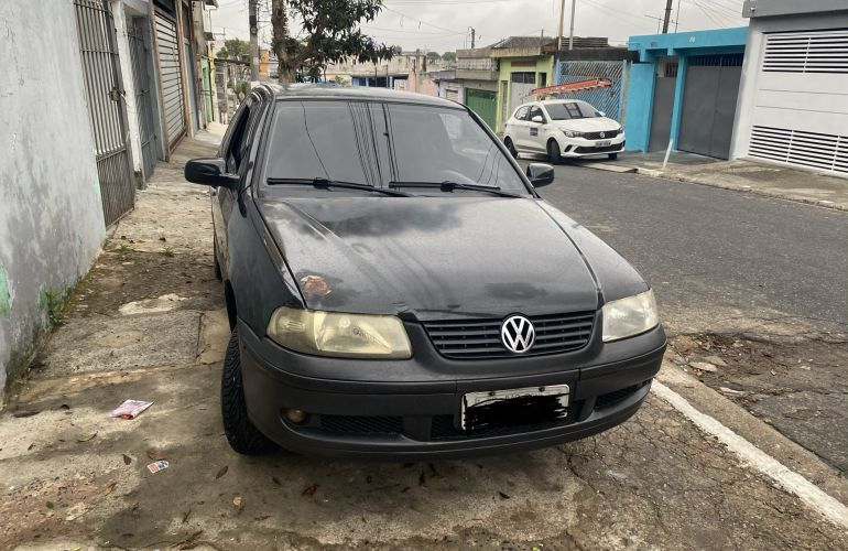 Volkswagen Gol City 1.0 MI (Flex) 2p - Foto #2