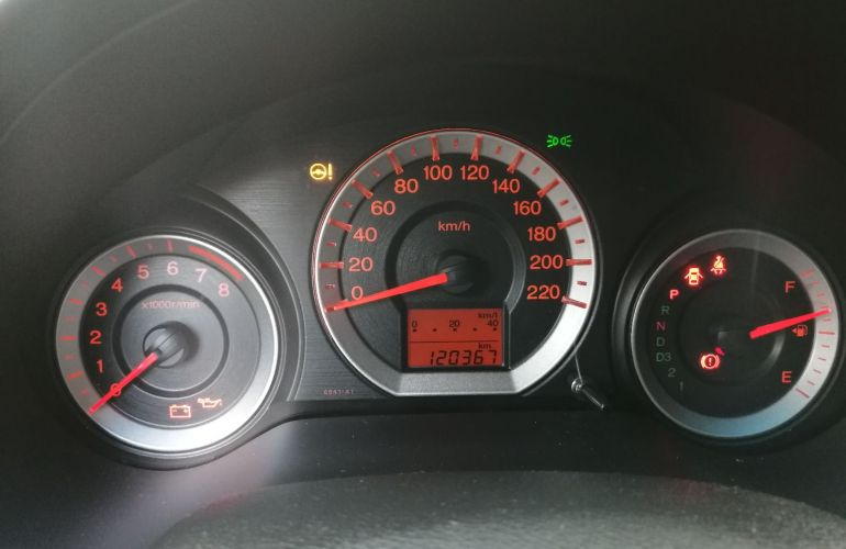 Honda City LX 1.5 16V (flex) (aut.) - Foto #8