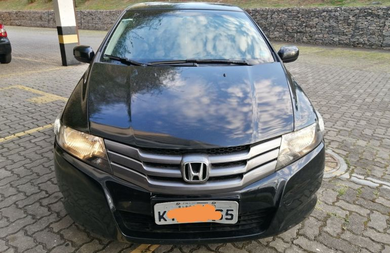 Honda City LX 1.5 16V (flex) (aut.) - Foto #1