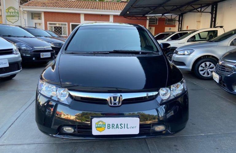 Honda New Civic EXS 1.8 16V (Aut) (Flex) - Foto #1