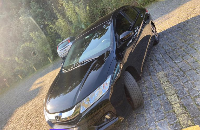 Honda City EX 1.5 CVT (Flex) - Foto #5