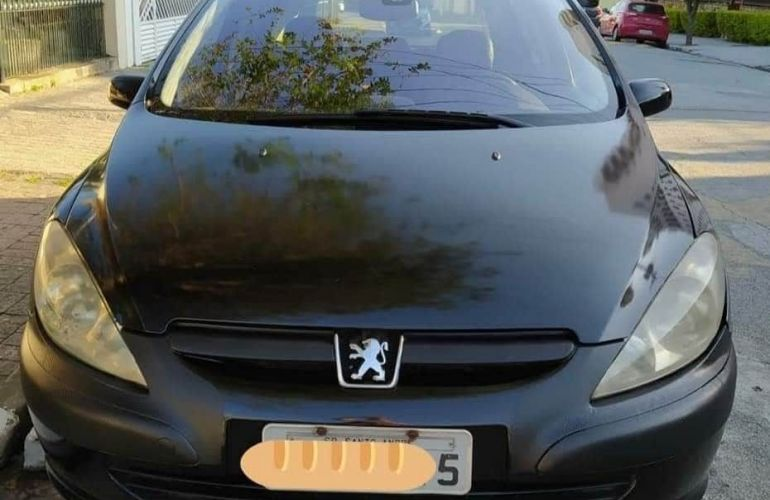 Peugeot 307 Hatch. Feline 2.0 16V (aut) - Foto #3