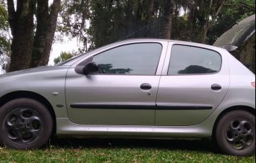 Peugeot 206 Hatch. Passion 1.6 16V