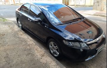 Honda New Civic EXS 1.8 16V (Aut) (Flex) - Foto #9