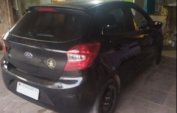 Ford Ka 1.0 SE Plus (Flex) - Foto #9