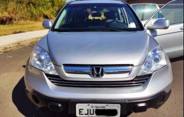 Honda CR-V 2.0 16V 4X4 EXL (aut) - Foto #5