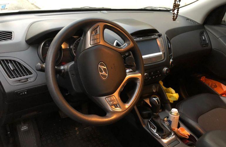 Hyundai ix35 2.0L 16v GLS Base (Flex) (Aut) - Foto #3