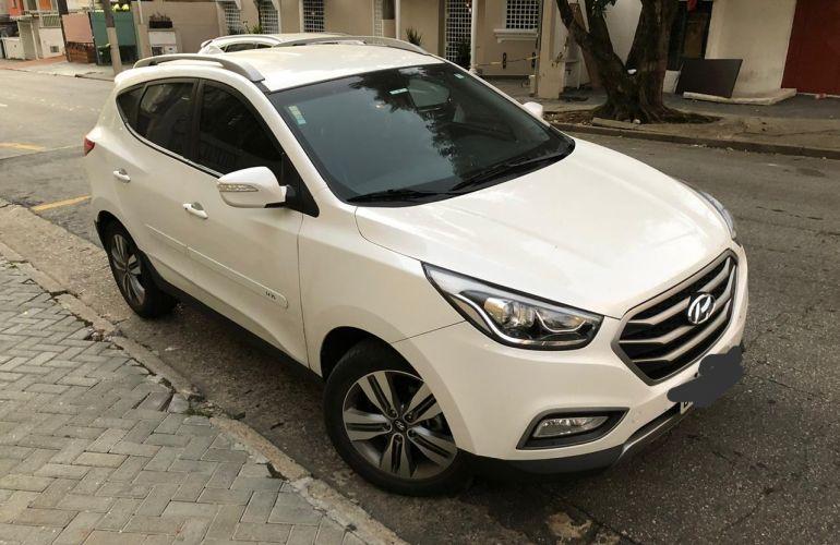Hyundai ix35 2.0L 16v GLS Base (Flex) (Aut) - Foto #4