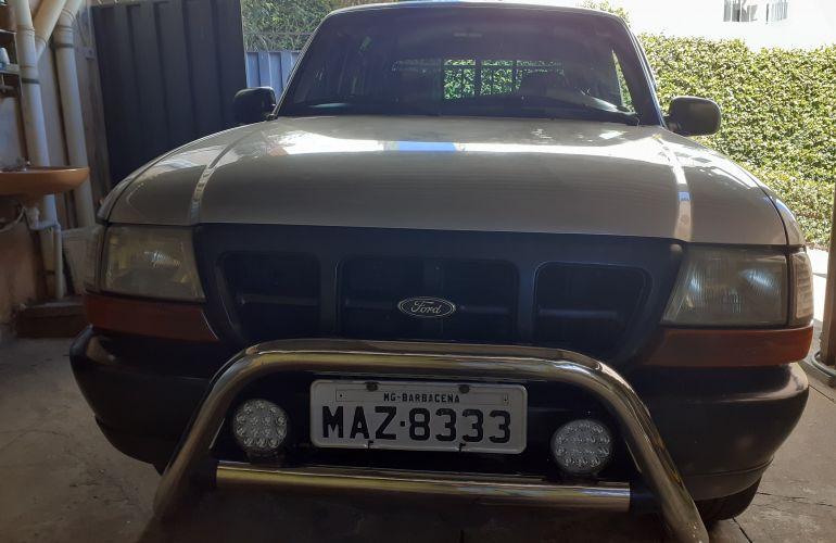 Ford Ranger XL 4x4 2.5 Turbo (Cab Dupla) - Foto #1