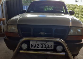 Ford Ranger XL 4x4 2.5 Turbo (Cab Dupla)
